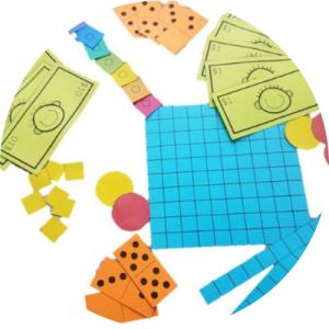 Printable Math Manipulatives Image