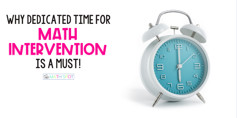 Header including blog title and a picture of a clock