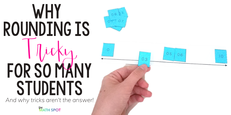 Why Rounding Numbers is Tricky for so many students blog header